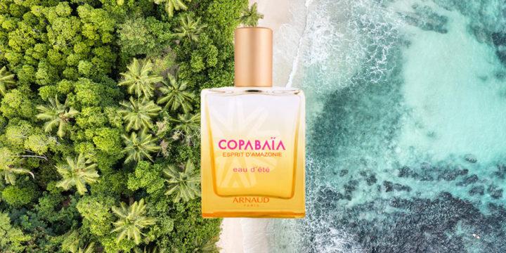 Eau d'été Esprit Amazonie COPABAÏA : mon parfum d'été