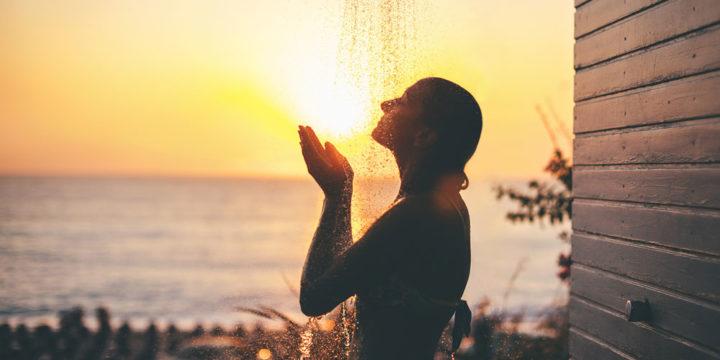 Lait Solaire après la douche : Coup de cœur estival