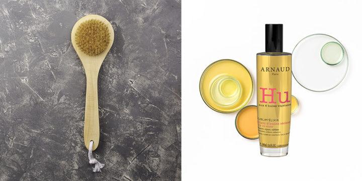 3 bonnes raisons d'utiliser une brosse pour le corps