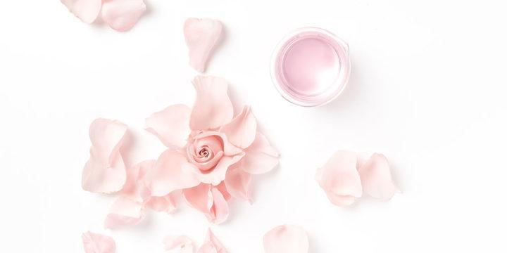 À l'eau de rose