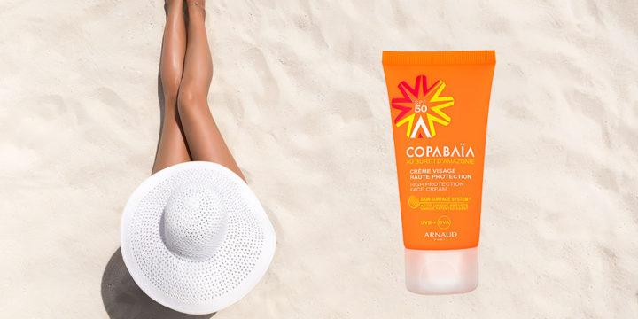 Notre héroïne de l'été : la gamme solaire Copabaïa